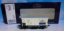 """Spur H0, 1 St. 2achs.Bierwagen """"Sion"""" DR Köln 537 201 Ep.II, Liliput 224807 OVP"""