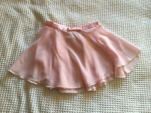 Girls Pink Ballet Skirt Age 4 Years