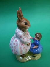 Vintage Royal Doulton '' DOLLIE BUNNYKINS '' Play time Figurines  Mint