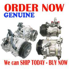 GENUINE A/C Compressor Hyundai Santa Fe Sonata Kia Optima Sorento OEM VS18 67348
