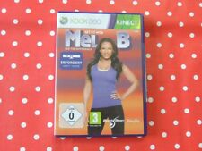 Get Fit With Mel B Xbox 360 Kinect in original box with instructions
