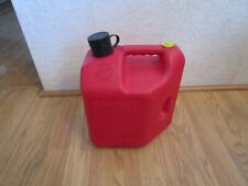 Vintage Blitz 2 1/2 Gallon Vented Gas Can Model 11810