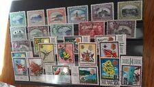 Briefmarken Grossbritanien Kolonien Trinidad & Tobago Inseln1883, 1935,1937Jahre