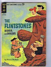 Flintstones Bigger and Boulder #1 Gold Key 1962
