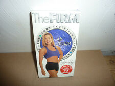 The FIRM Ab Sculpt with Lisa Kay VHS Tape 2002