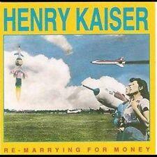 Henry Kaiser - Re-Marrying for Money - 1989 SST NEW