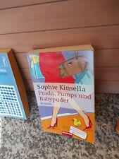 Prada, Pumps und Babypuder, ein Roman von Sophie Kinsella, aus dem Goldmann Verl