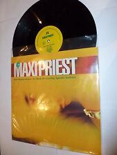 "MAXI PRIEST - Just Wanna Know - 1992 UK 4-track 12"" Vinyl Single"