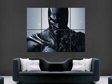 "Batman énorme Large Wall Art Poster Photo Image""!"