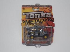 TONKA METAL DIE CAST BODIES UTILITY TRUCK CITY DEFENDERS!
