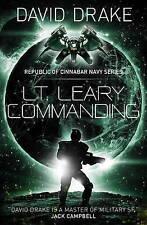 Lt. Leary, Commanding (The Republic of Cinnabar Navy series #2), David Drake, Go