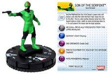 Marvel Heroclix Avengers Montar hijo de la serpiente #004