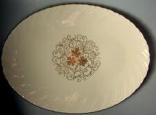 "Lenox Orleans D515 Medium Oval Platter 13 7/8"" PERFECT"