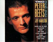 CD TRIO PETER BEETS feat JEFF HAMILTONfirst dateEX1996 JAZZ  (A3572)