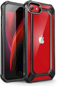 iPhone 7 8 SE 2020 Case 2nd Gen SUPCASE UBEXO Hybrid Bumper Cover Exoskeleton