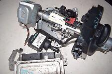 Mercedes Benz W169 ENGINE ECU KIT MSG STEERING COLLUMN LOCK A0024463340 KOMPLETT