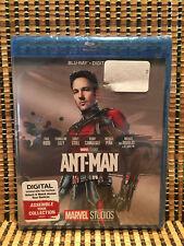 Ant-Man (Blu-ray, 2017)Marvel Avenger.Evangeline Lilly/Paul Rudd