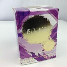 Justin Bieber Collector's Edition Eau de Parfum Spray 1.0 fl oz New In Box