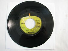 Badfinger Come And Get It Apple Records 45 rpm Record Vintage 1970