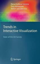 NEW Trends in Interactive Visualization: State-Of-The-Art Survey by Hardcover Bo