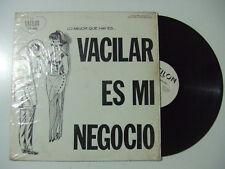 Que Sabroso En El Carro – Vacilar Es Mi Negocio  - Disco Vinile 33 Giri LP USA