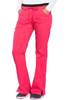 Fruit Punch Cherokee Scrubs Workwear Core Stretch Drawstring Pants 24001 FTP