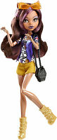 Monster High Clawdeen Wolf BUH YORK Boo York Frightseers OVP CHW54