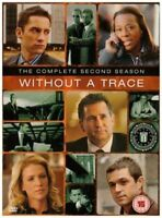 Without A Trace - Season 2 [Standard Edition] [Import anglais] [DVD] (2006) W...