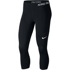 Nike Pro Capri Tight Damen Leggings Sporthose 3/4 Trainingstight Sporttight