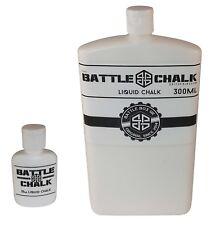 BattleChalk Liquid Chalk Rock Climbing Gymnastics Weight Lift Gym Pole Fitness
