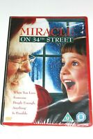 Miracle On 34th Street (DVD, 2006) brand new and sealed