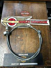 Harley-Davidson THIN STYLE GENUINE SPEEDO CABLE   knuckle,pan, FLATHEAD   45cu 9