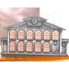School House History Photo Frame Child Schoolhouse
