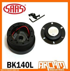 SAAS Steering Wheel Boss Kit Hub Adapter for MITSUBISHI L300 EXPRESS 1983-1986