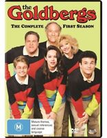 The Goldbergs : Season 1 (DVD, 3-Disc Set) NEW