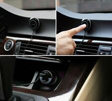 iClever Himbox HB01 Bluetooth 4.0 Hands-Free Car Kit with 3.5mm Aux Jack ... New