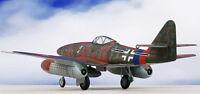 """♠️IXO Altaya Messerschmitt Me 262A Luftwaffe JG 7 """"Green 4"""",Germany 1945 - 1:72♠"""