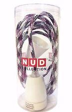 NUD COLLECTION CLASSIC pendule Lampe tt-84 Blanc Noir Cherry a motifs RAR