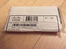 2x Cisco CP-BATT-7920-EXT Battery for Wireless Phone neu WiFi