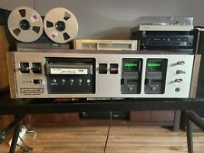 Wollensak 8050A Dolby 8 Track Stereo Tape Player Recorder