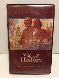 Dramatized Church History 36 CD Set LDS The Living Scriptures