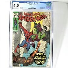 The Amazing Spiderman #97 4.0 CGC