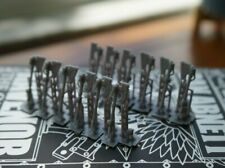Alternative Chaos Space Marine Chain Axe Bits Kit Resin Printed (Left or Right)