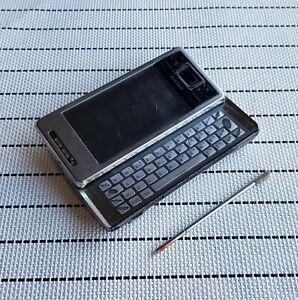 SONY ERICSSON X1 vintage rare phone mobile