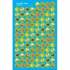 Itty Bitty Bugs superSpots® Stickers Trend Enterprises Inc. T-46184