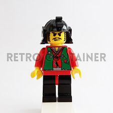 LEGO Minifigures - 1x cas053 - Samurai - Castle Ninja Omino Minifig Set 4805