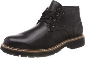 Clarks Men's Batcombe Lo Chelsea Boots - size UK 10