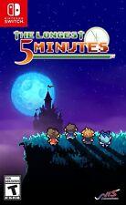The Longest 5 Minutes (Nintendo Switch) BRAND NEW / Region Free