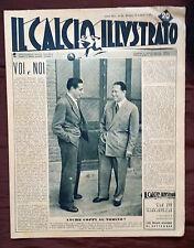 Il calcio illustrato 1947 N° 30 Le Statistiche del Campionato 1946/1947   23/6