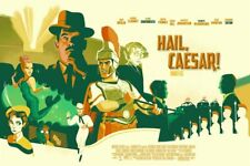 Hail Caesar! (Glen Brogan) SOLD OUT Ltd Ed Print #31/60 Coen Bros. Mondo HCG